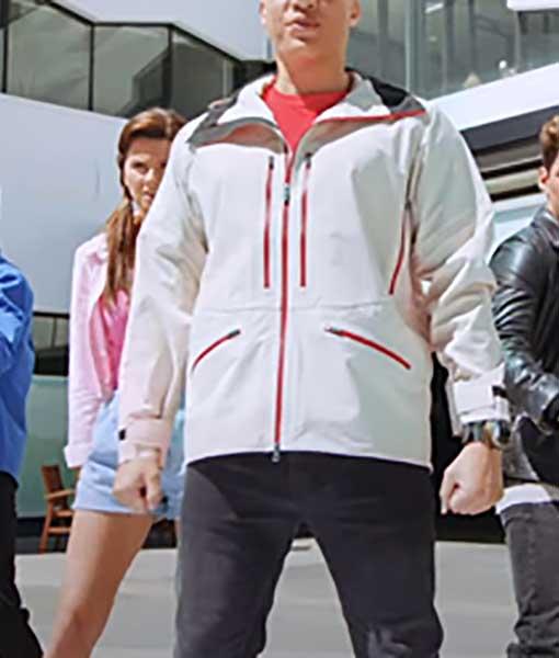 Zayto Power Rangers Dino Fury Jacket