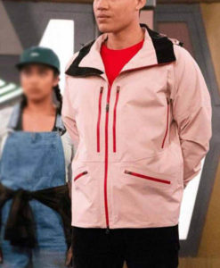 Zayto Power Rangers Dino Fury Jacket