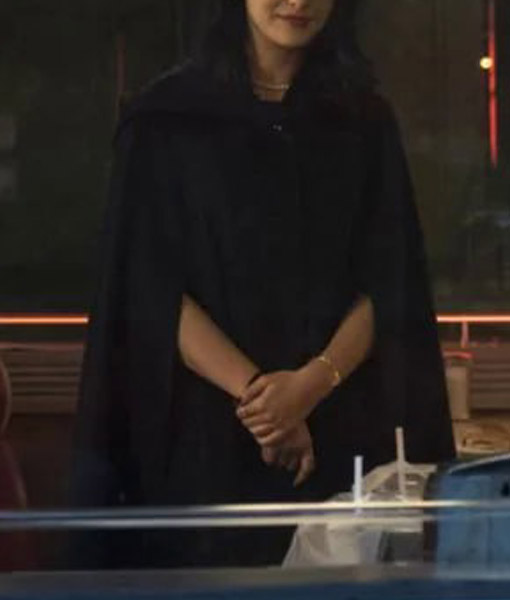 Veronica Lodge Riverdale Hooded Cape