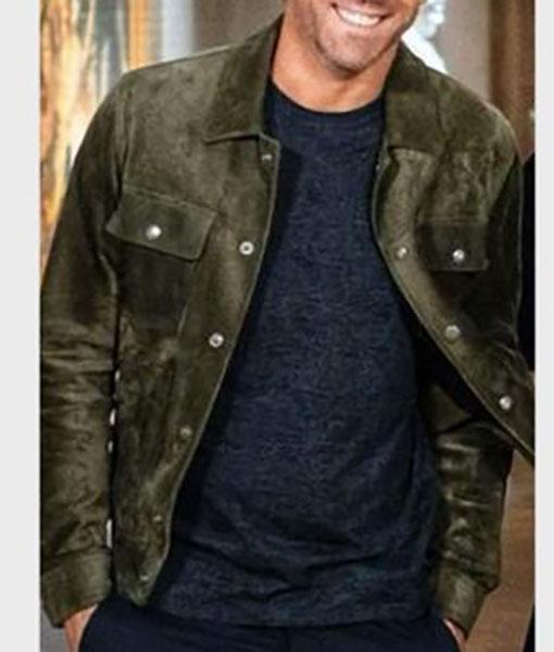 Ryan Reynolds Red Notice Jacket