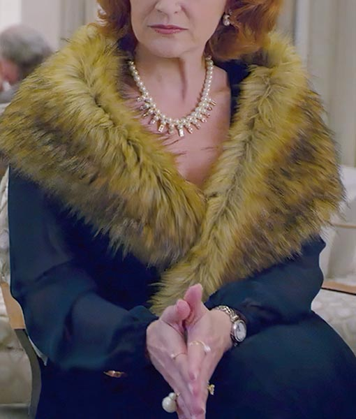 Lilah Folger Snowpiercer S02 Coat