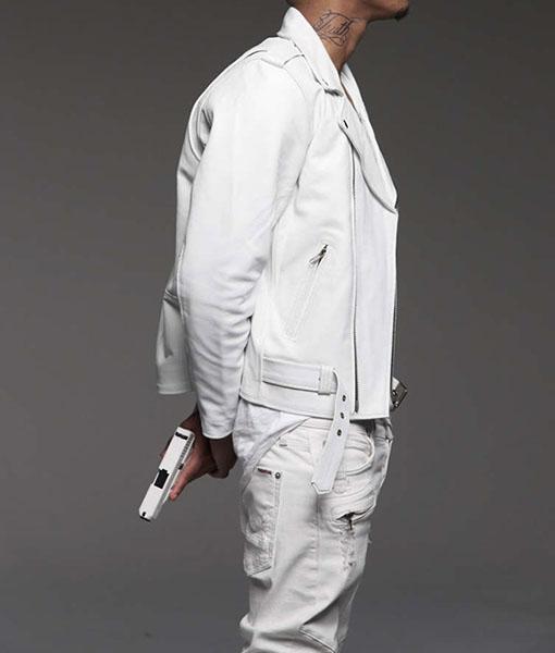 Juju Superfly Leather Jacket