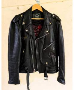 Tees & Ozzy Osbourne Concert Leather Jackets