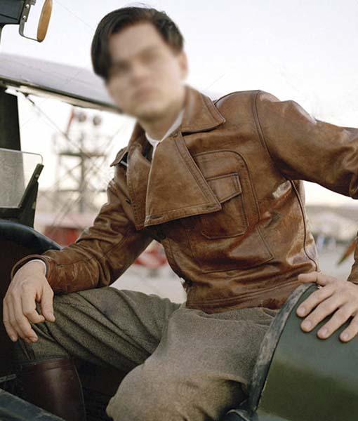 Howard Hughes The Aviator Jacket