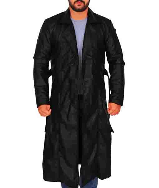 Eric Draven The Crow Coat