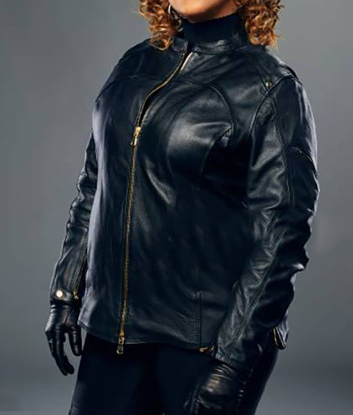 Robyn McCall The Equalizer 2021 Jacket