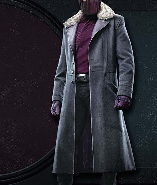 Zemo The Falcon and The Winter Soldier Coat