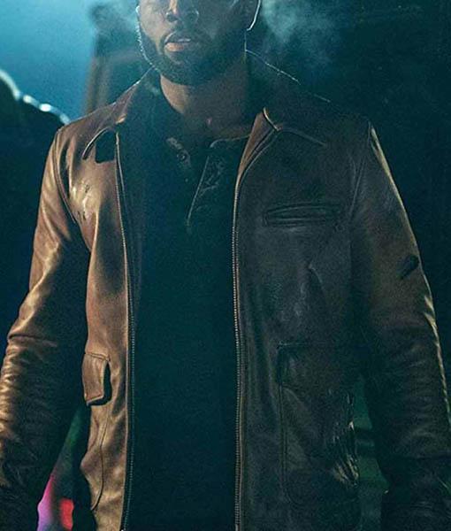 Dmitri The First Purge Jacket