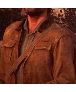 Joel The Last of Us: Part II Leather Jacket