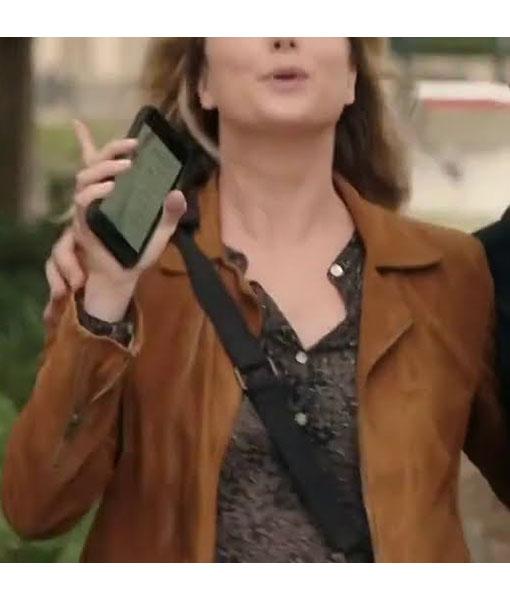 Nicolette Nevin The Resident S04 Jacket
