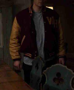Jason The Society Letterman Jacket