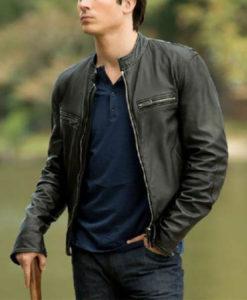 Damon Salvatore The Vampire Diaries Jacket