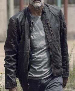 Negan The Walking Dead S09 Jacket