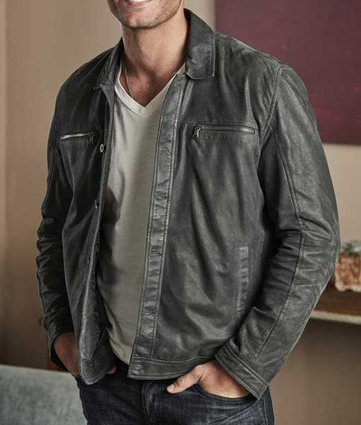 Kevin Pearson This Is Us Leather Jacket