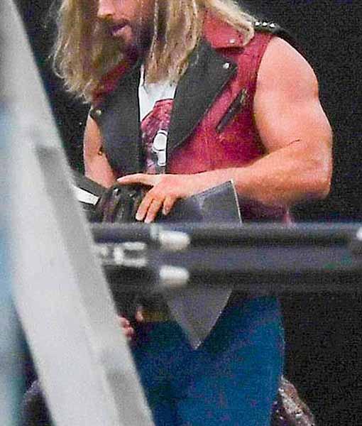 Thor Love and Thunder Vest