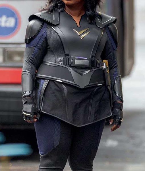 Emily Thunder Force 2021 Jacket