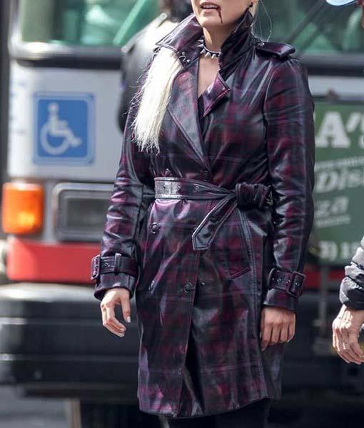 Pom Klementieff Thunder Force 2021 Coat