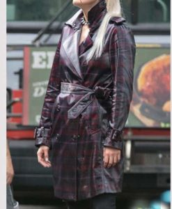 Pom Klementieff Thunder Force 2021 Coat
