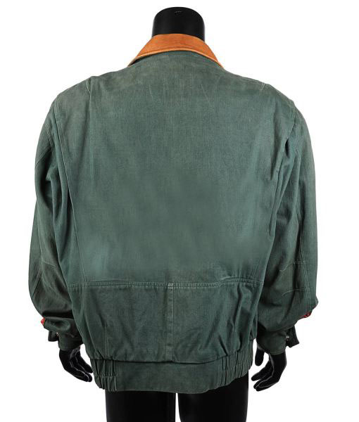 Quaid Total Recall Jacket