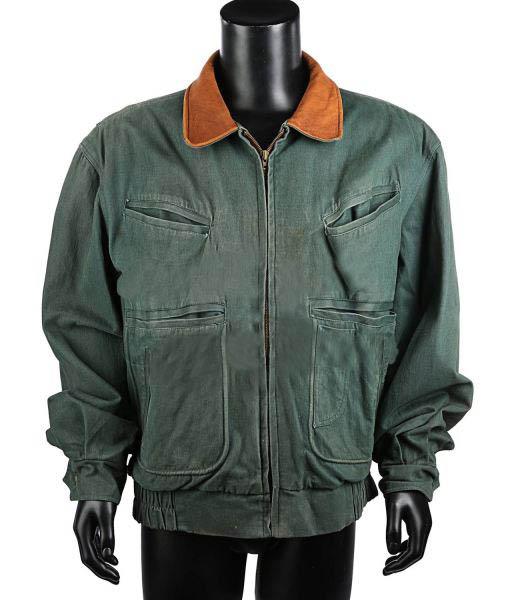 Quaid Total Recall Jacket