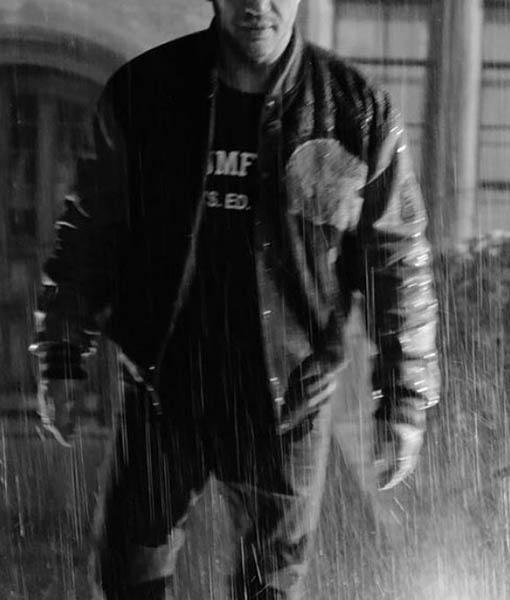 Tom Hardy Venom 2 Letterman Jacket