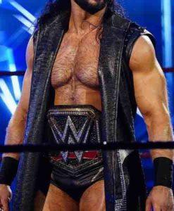 WWE Drew McIntyre Coat