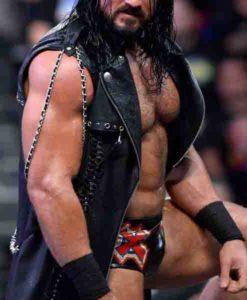 WWE Drew McIntyre Leather Coat