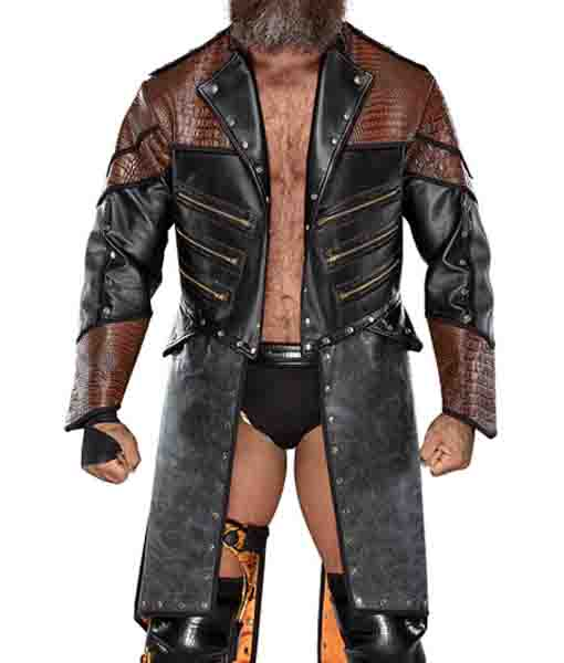 WWE Tommaso Ciampa Coat