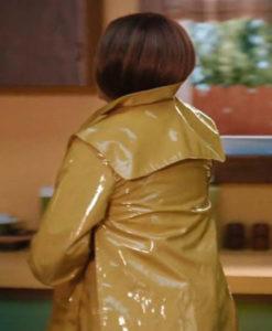 """Wanda Maximoff WandaVision Yellow Coat """