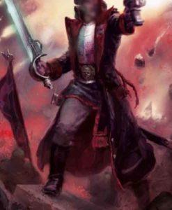 Imperial Guard Warhammer 40k Coat