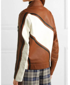 Vironica Biker MF 19 Leather Jacket