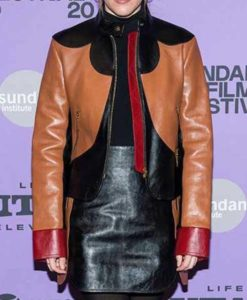 Stefani Zola Leather Jacket