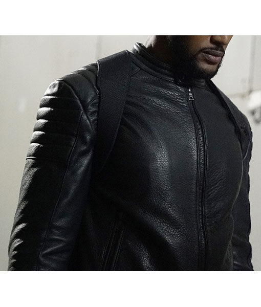 Alphonso 'Mack' Mackenzie Agents of S.H.I.E.L.D. Jacket