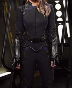 Daisy Johnson Agents of Shield Jacket
