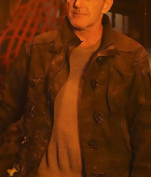 Phil Coulson Agents of Shield S07 Jacket