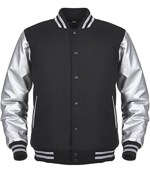 Angel Cola Varsity Jacket
