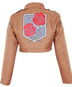 Garrison Regiment Attack on Titan Jacket