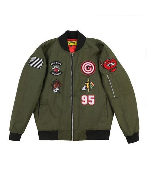 Cappin Bomber II Jacket