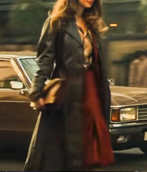 Anita Cruella Long Coat