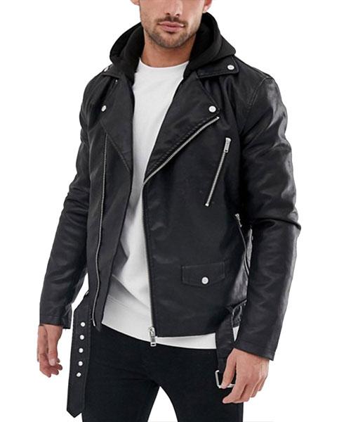 Daniel Zovatto Heavy Jacket