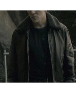 Connor Exodus Leather Jacket