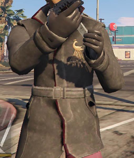 Pagan Min Far Cry 4 Coat