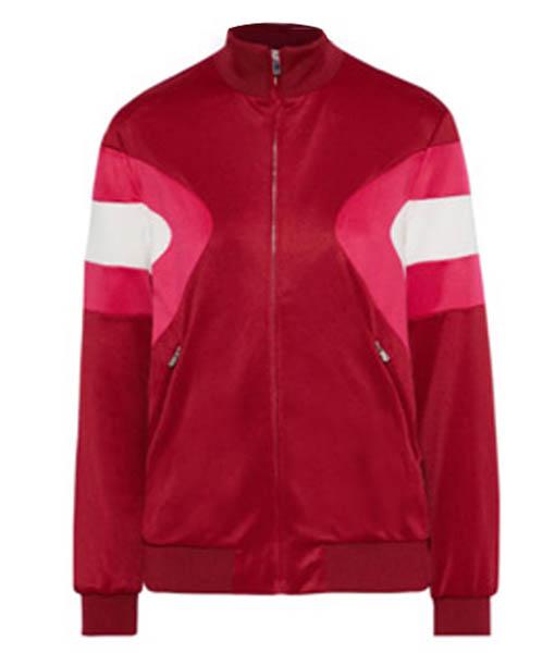 Aisha Fate The Winx Saga Red Jacket