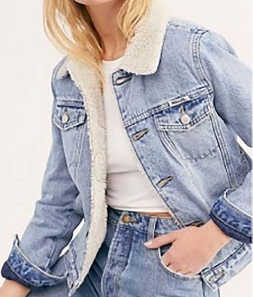 Annie Marks Good Girls Jacket