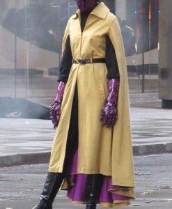 Grace Sampson Jupiter's Legacy 2021 Coat