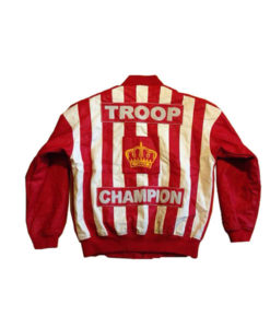 LL Cool J Troop Bomber Jacket