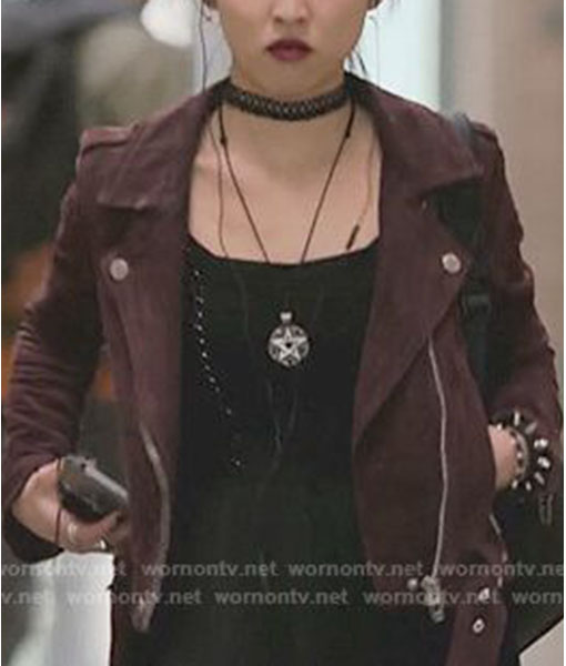 Nico Minoru Marvel Runaways Jacket