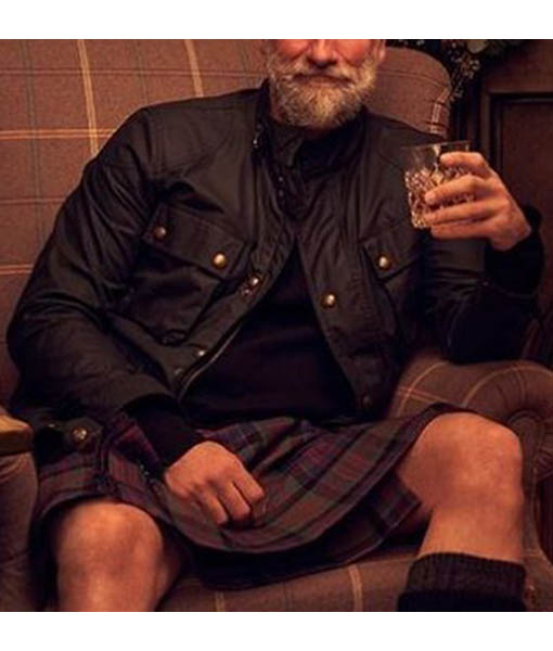 Men in Kilts: A Roadtrip with Sam and Graham Jacket
