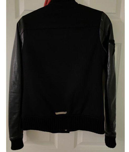 Men's Chrome Hearts Varsity Jacket