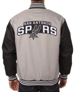 Men's San Antonio Spurs Jacket